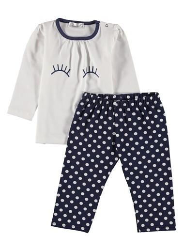 Locopop Pijama Takım Lacivert